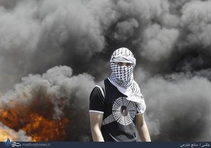 خشم جوانان فلسطینی از ادامه شهرک سازی صهیونیستها