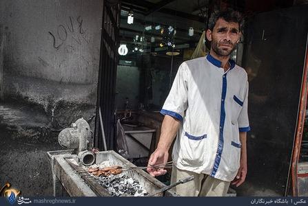 تصاویر/گشت تعزیرات حکومتی در تهران