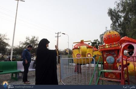 تصاویر/ نخستین فرماندار زن در سیستان