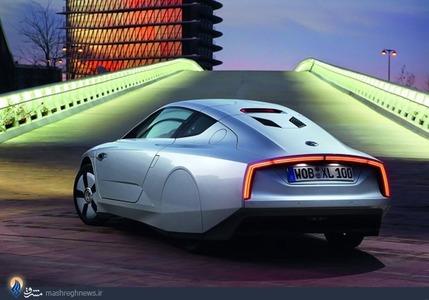تصاویر/ کممصرفترین خودروی جهان