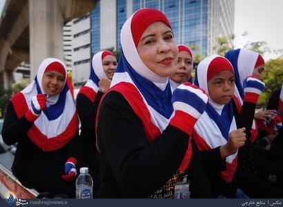 تظاهرات ضددولتی مردم تایلند