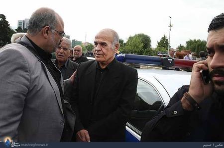 محمود معزی پور پیشکسوت کشتی
