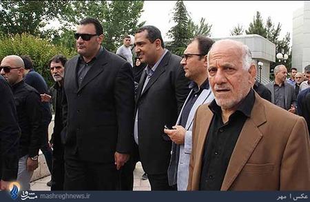 محمود میران قهرمان سابق جودو