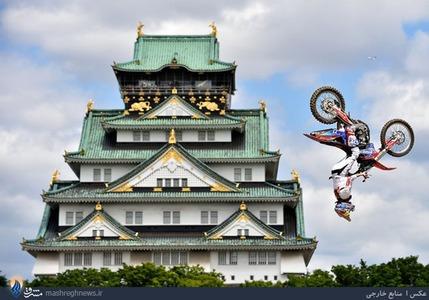 رقابتهای موتورسواری نمایشی در ژاپن