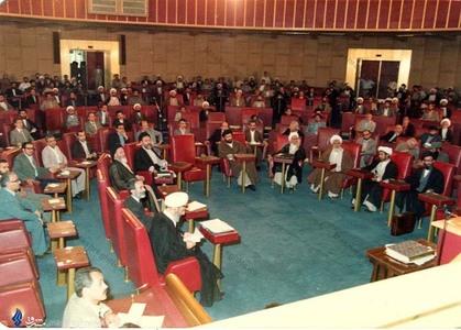 نماینده مردم ساری در اولین دوره مجلس شورای اسلامی درگذشت