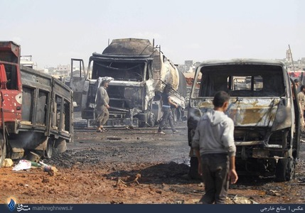 ده کشته در انفجار تروریستی در سوریه