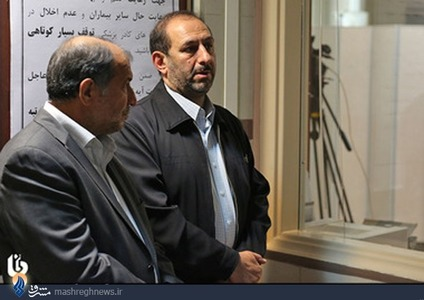 محمد نجار و علی سعیدلو اعضا کابینه دولت پیشین