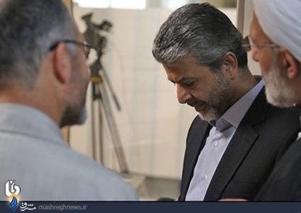 کامران دانشجو وزیر علوم دولت پیشین