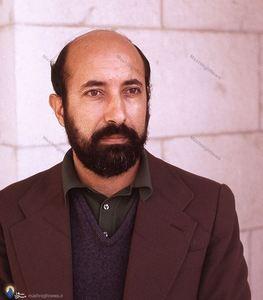 شهید دکتر مصطفی چمران در دوران حضور در لبنان- عکس از دکتر صادق طبا طبایی