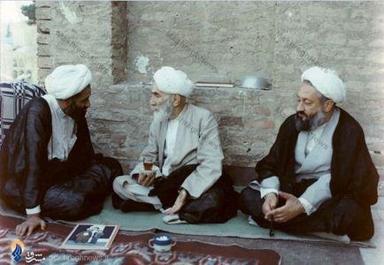 قم/ در گفت وگو با آیات شرعی و احمدی میانجی