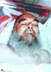پیکر شهید آیت الله محمد صدوقی درپژشکی قانونی