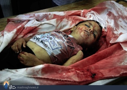 تصاویر/ کودکان؛ اولین قربانیان رژیم کودککش18+