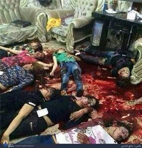 resized 658651 437 قتل عام  گروه تروریستی داعش در یک جشن زنانه + عکس 18