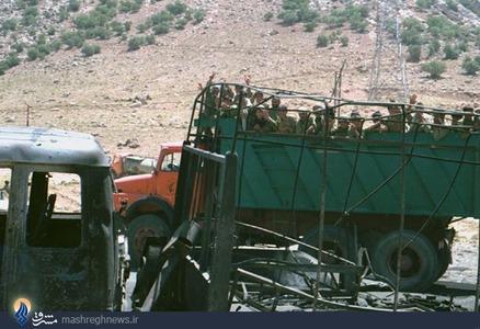 رزمندگان اسلام، فوج فوج به غرب کشور آمدند و باقیمانده منافقین را پاکسازی کردند