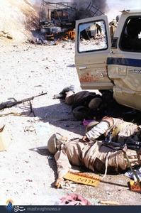 از پلاک ماشین ها و نوع تجهیزات می شد به خوبی کمک های عراق به منافقین را تشخیص داد