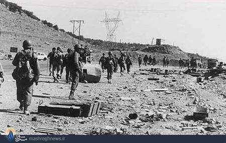 رزمندگان با دور زدن تپه های منطقه چهار زبر، از پشت، منافقین را غافلگیر کردند