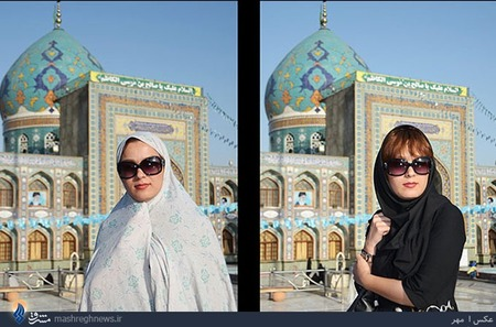 تصاویر/ با حجاب , با وقار نیستند؟! (2)