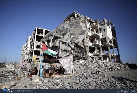 اعلام مجدد وضعیت آتش بس 72 ساعته میان غزه و رژیم صهیونیستی