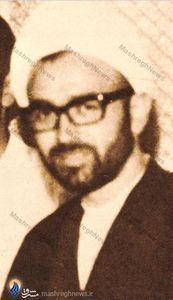 شهید سید علی اندرزگو در دورانی که به شیخ عباس تهرانی مشهور بود