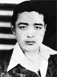 شهید سید علی اندرزگو در دوران نوجوانی