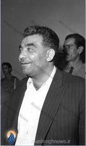 شهید حاج مهدی عراقی در دادگاه ترور حسنعلی منصور