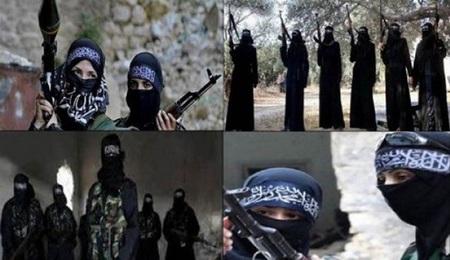 اما......7 زن خطرناک داعش را بشناسید