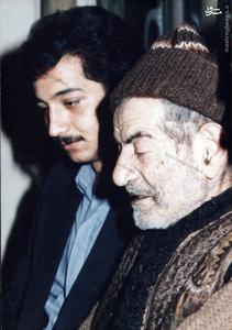 استاد سید محمد حسین شهریار و اصغر فردی