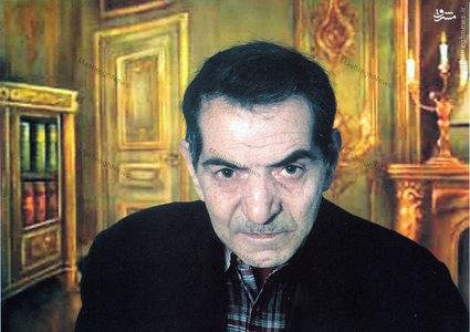 استاد سید محمد حسین بهجت تبریزی ملقب به شهریار در میانسالی