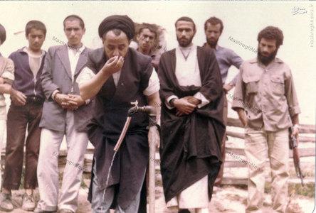 حضور شهید سید عبدالکریم هاشمی نژاد در جبهه های جنگ