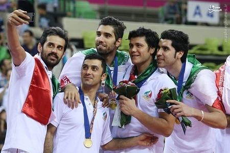 تیم والیبال مردان