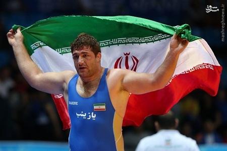 پرویز هادی آزادکار سنگین وزن تیم ملی