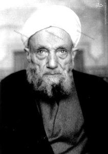 علامه فقید مرحوم شیخ آقا بزرگ تهرانی نویسنده موسوعه بزرگ« الذریعه الی تصانیف الشیعه»