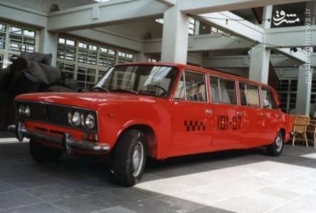 جالب ترين تاكسي هاي جهان