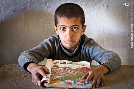 شهرام هم عضو تازه وارد این مدرسه است که مشغول به تحصیل در کلاس اول می باشد.
