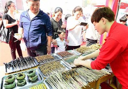 کباب مارمورلک کباب سوسک اخبار جالب آموزش غذای چینی