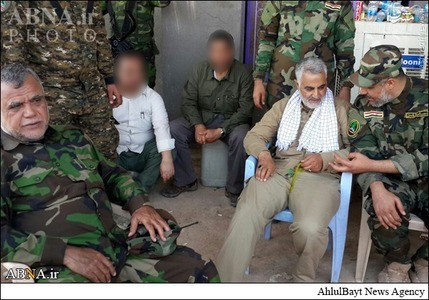 عملیات عاشورا ،سردار سلیمانی با آزادسازی جرف الصخر ائتلاف ضدداعش را تحقیر کرد