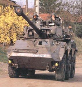 زره پوش CVB-90