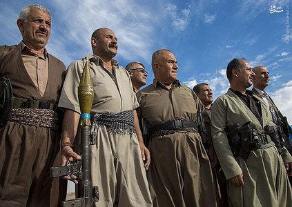 عکس/ پیرمردهایی که کابوس داعش شدند