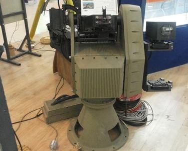 سامانه تسلیحاتی کنترل از راه دور ساخت صاایران