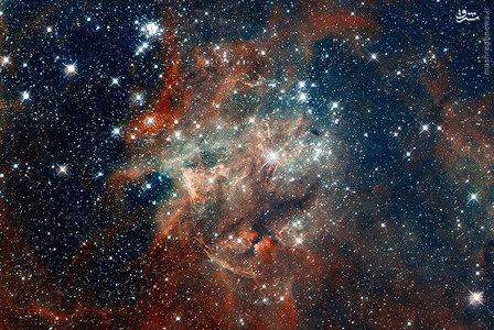 مجموعه ستارهای NGC 2060 در قلب سحابی رتیل قرار دارند. این مجموعه اندازهای برابر با 170 هزار سال نوری از ابرهای ماژلانی دورتر است و در کهکشان  راه شیری است.