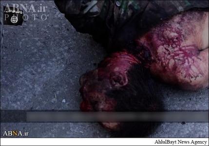 resized 786610 183 لگد کوب کردن افسران سوریه+تصاویر