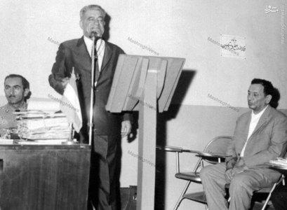 شهید طیب حاج رضایی در دادگاه<br /><br />