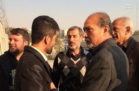 resized 788598 548 عکس/ مایلی کهن در زندان اوین