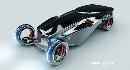 resized 791676 335 خودرویی برای ثروتمندان آینده +عکس