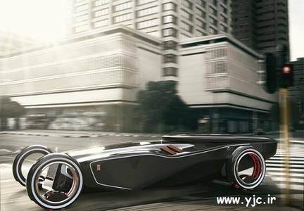 resized 791677 395 خودرویی برای ثروتمندان آینده +عکس