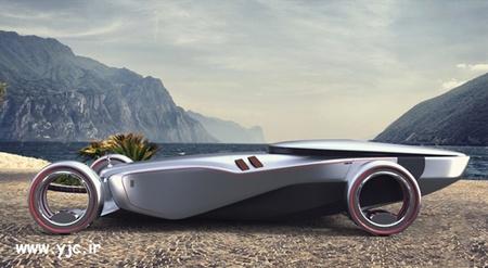 resized 791678 242 خودرویی برای ثروتمندان آینده +عکس