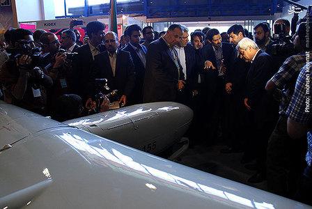 resized 795372 309 عکس/ مراسم افتتاحیه نمایشگاه بینالمللی هوایی کیش