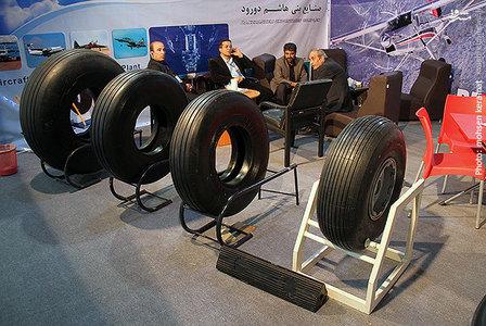 resized 795383 734 عکس/ مراسم افتتاحیه نمایشگاه بینالمللی هوایی کیش