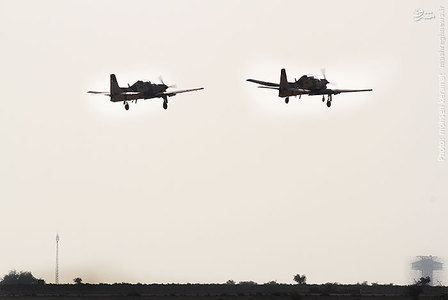 هواپیمای آموزشی - رزمی توکانوی نیروی هوا فضای سپاه