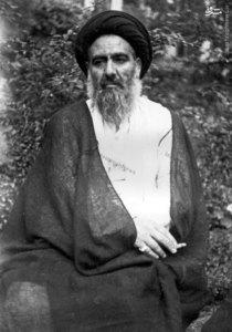 آیت الله العظمی سید ابوالقاسم خویی در دهه20